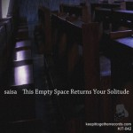 14.This Empty Space Returns Your Solitude