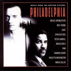 Soundtrack(Neil Young) – Philadelphia 选自《Music From The Motion Picture》专辑