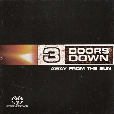 Here Without You – 3 Doors Down 选自《Away From The Sun》专辑
