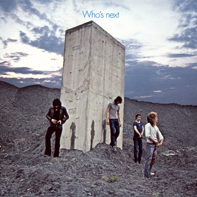 Behind Blue Eyes – The Who 选自《Who's Next》专辑