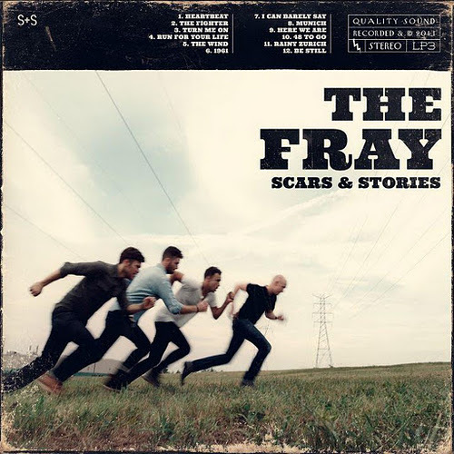 Never Say Never – The Fray 选自《The Fray》专辑