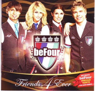 All I Ever Wanted  – beFour 选自《Fireds 4 Ever》专辑