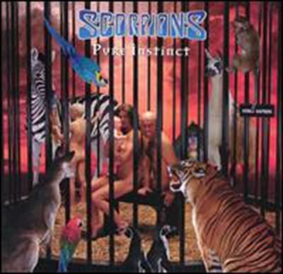 You and I – Scorpions 选自《Pure Instinct》专辑