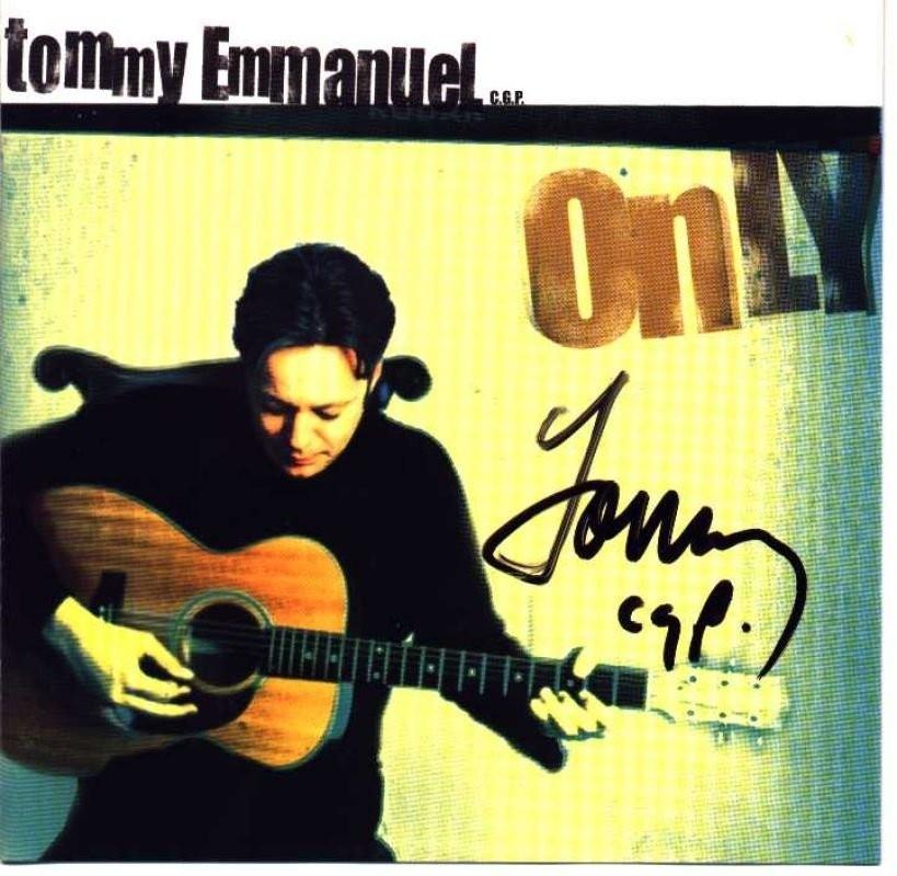 Since We Met – Tommy Emmanuel 选自《Only》专辑
